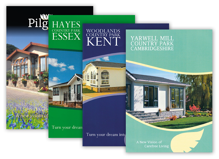Download Park Homes Brochures