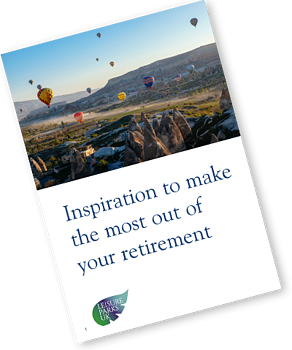 Inspiration to make the most out of your retirement