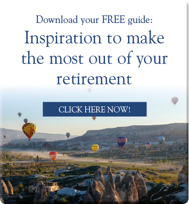 Inspiration to make the most out of you retirement