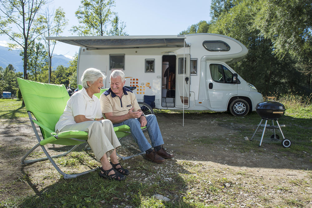 motorhome caravan holiday