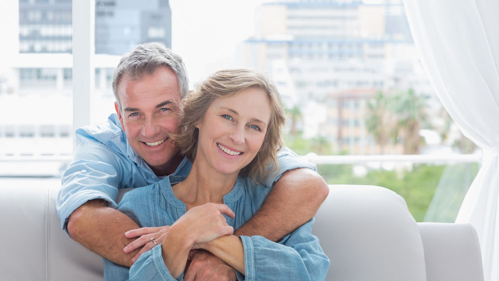 How moving to a residential park home can restore some romance