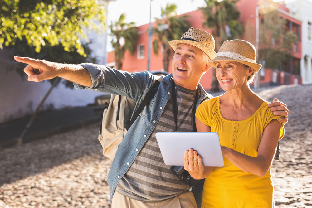 Top 5 Travel Tips to Enjoy Travelling in Retirement