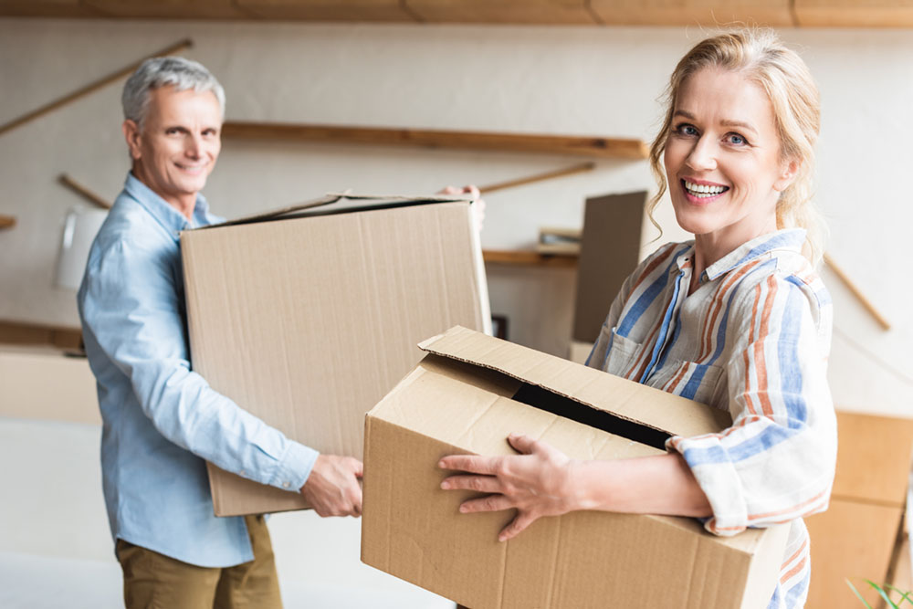 downsize your home for a new start